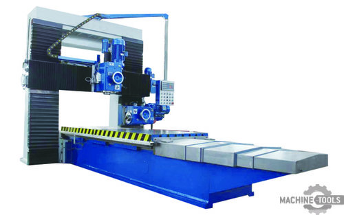 Gantry milling miller machine planer type