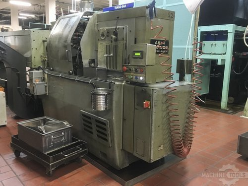 Right view of tornos as 14 machine