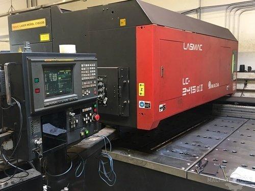 1500 watt amada pulsar 2415 aiii cnc laser a