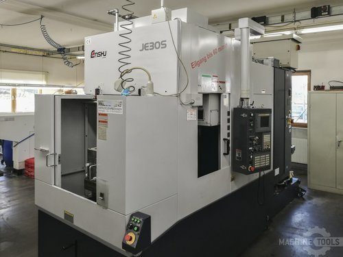 Right view of enshu je30s machine
