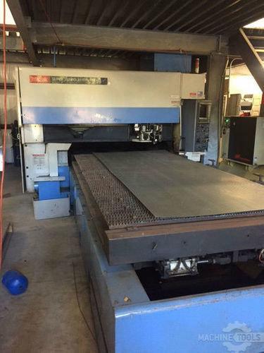 1924  1998 mazak stx510 laser cutting system   pic 1
