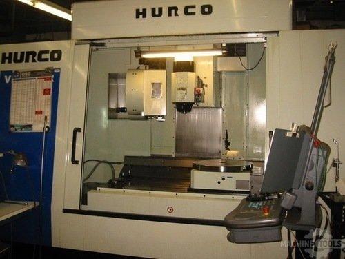Hurco vmx60e sr 1