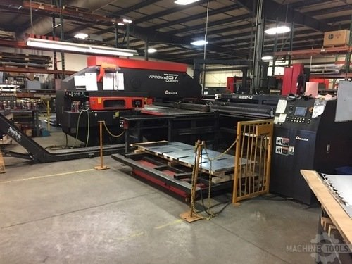 Amada vipros 357q 1998 front