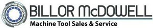 Billor McDowell - Machine Tool Sales & Service