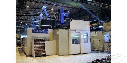 Droop 2570 frt view doors closed