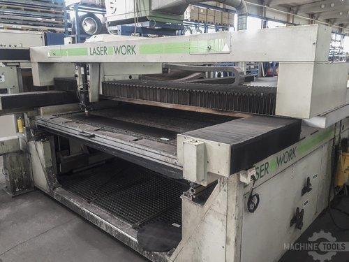 Right view of wegmann baasel vfa 1750 machine