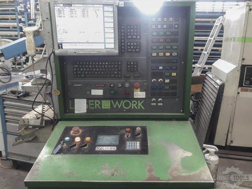 Control unit of wegmann baasel vfa 1750 machine