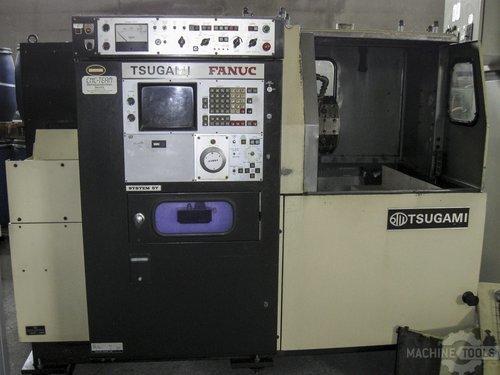 Front view of tsugami t ncm 45 160 machine