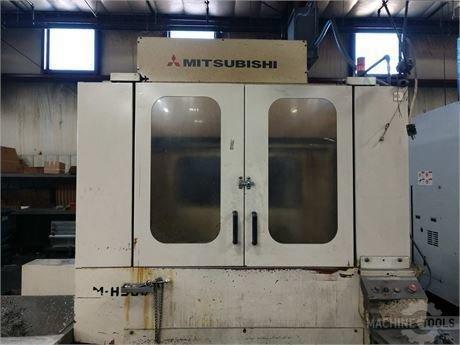 Mitsubishi hmc front