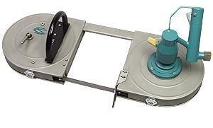 Wide mouth air band saw 0