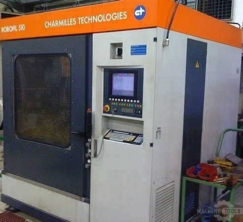 Charmilles robofil 510 1997 up3030  1
