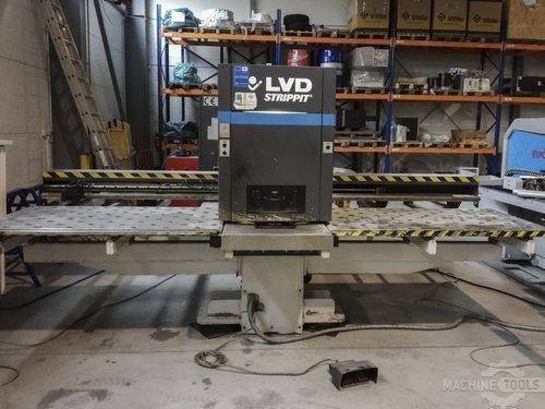 Front view of lvd delta 1000 eb machine
