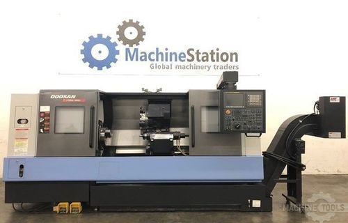 Used doosan puma 300lc cnc turning for sale in california machinestation usa