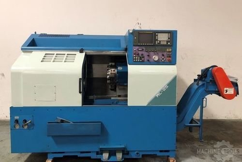 Used femco hl 25 cnc turning for sale in machinestation california