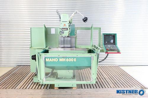 Kistner werkzeugmaschinenmaho mh 600 e 101