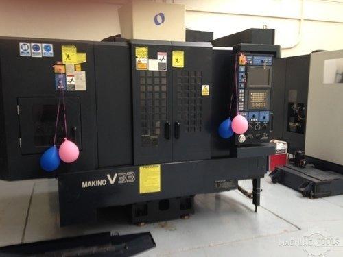 Makino v33 at sst facilities
