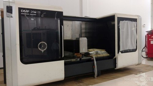 Dmf 260 front view