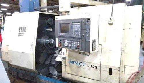 OKUMA IMPACT LU-25 CNC Lathes Used - Excellent #431263