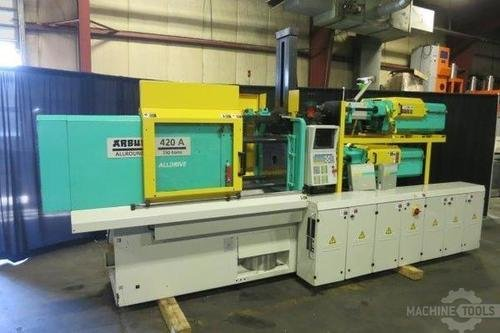 ARBURG 420A Injection Molding Machines #431318
