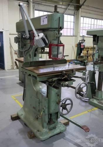 Wadkin Lq 724 Woodworking Machinery 440951 Machinetools Com