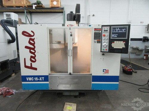 FADAL VMC-15XT Vertical Machining Centers Used - Good