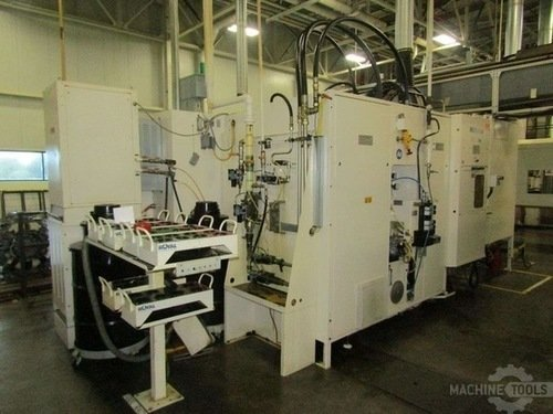 Heller Mc 16 Horizontal Machining Centers Used Good 442324