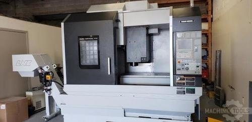 DMG MORI DURAVERTICAL 5100 Vertical Machining Centers Used