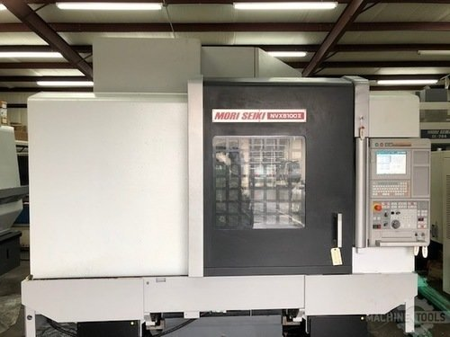 MORI SEIKI NVX-5100/40 Vertical Machining Centers Used