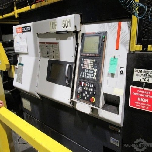 MAZAK QUICK TURN NEXUS 200 CNC Lathes #448630 - MachineTools com