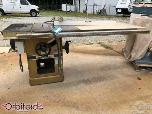 POWERMATIC 66 Woodworking Table Saws #457705 - MachineTools com