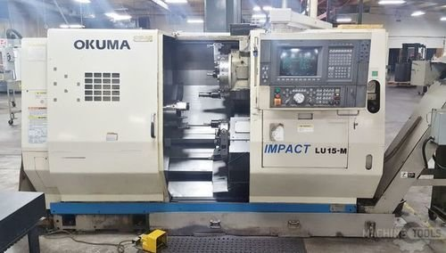 "NICE OKUMA LU 300 LATHE TURRET TOOL HOLDER 1 1//2 /"" OD BORING BAR"