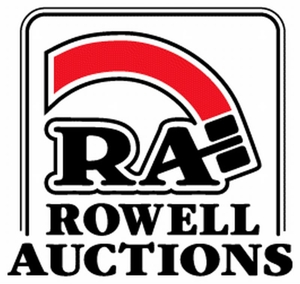 ROWELL AUCTIONS INC