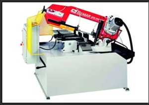 Fully automatic swing arm type band saw machine