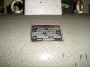 Scharmannfb100a puissancemoteurbroche