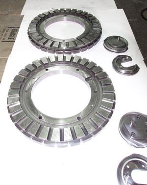 Gleason index plates