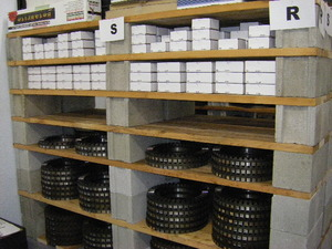 Ggm gleason index plates and cams in warehouse